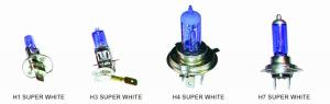 H4 Super White Auto Bulbs & LED Bulbs